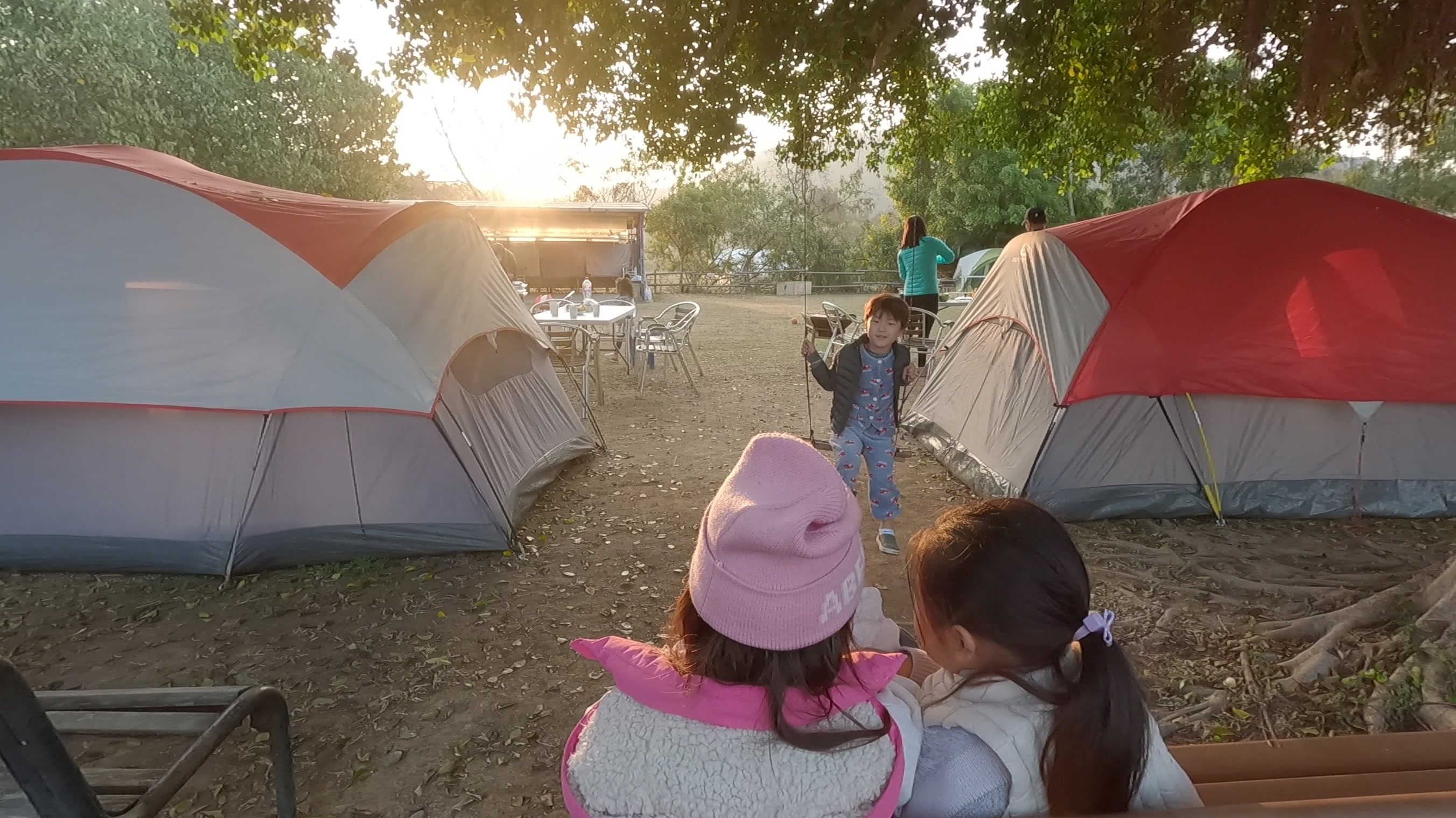 Our 1st Camping